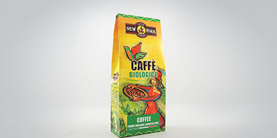 New York Caffè Biologico 250 g Bohnen