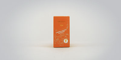 Sirocco Camomile Orange Blossoms 20 x 2 g Teebeutel