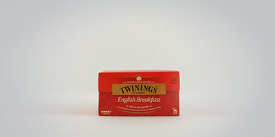 Twinings English Breakfast Tea 25 x 2 g Teebeutel