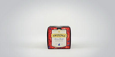 Twinings Berry Blush Infusion 15 x 2.5 g Teebeutel
