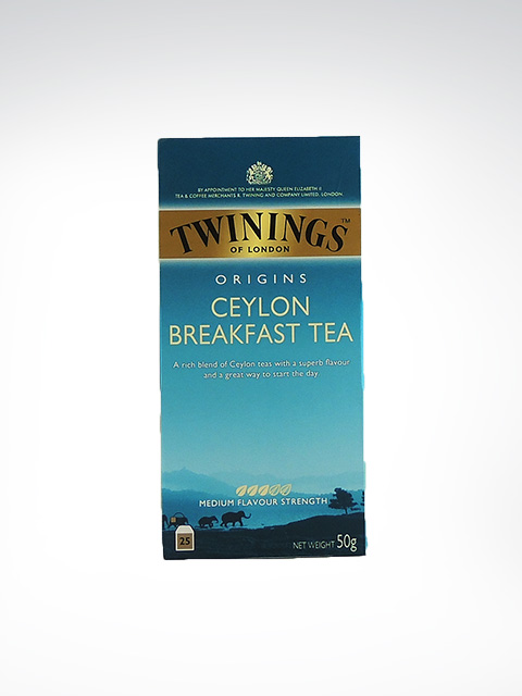 Twinings Ceylon Breakfast